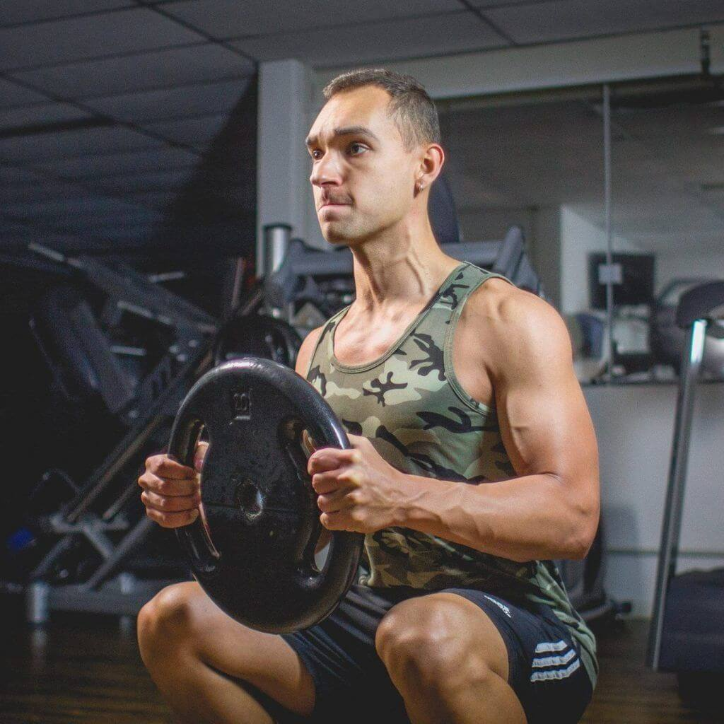 personal trainer joinville cwpersonal agachamento
